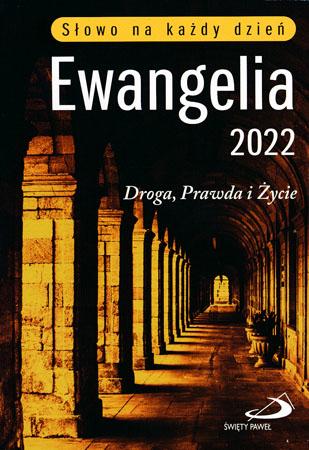 Ewangelia 2022 Droga , prawda, życie. Wydanie kieszonkowe