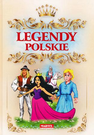 Legendy polskie - Agnieszka Nożyńska-Demianiuk