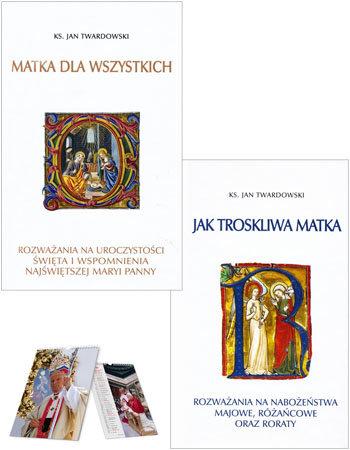 Maryja nasza Matka - ks. Jan Twardowski : Matka dla wszystkich + Jak troskliwa Matka