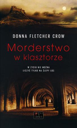 Morderstwo w klasztorze - Donna Fletcher Crow