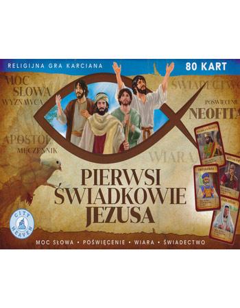 Gra karciana. Pierwsi świadkowie Jezusa : Dla dzieci
