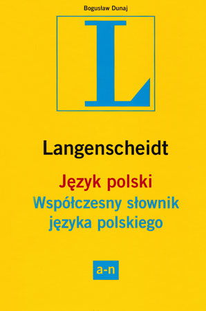 Język polski. Współczesny słownik języka polskiego. Dwa tomy