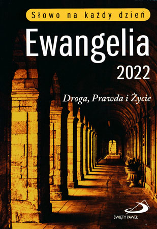 Ewangelia 2022 Droga , prawda, życie. Wydanie kieszonkowe. Oprawa twarda