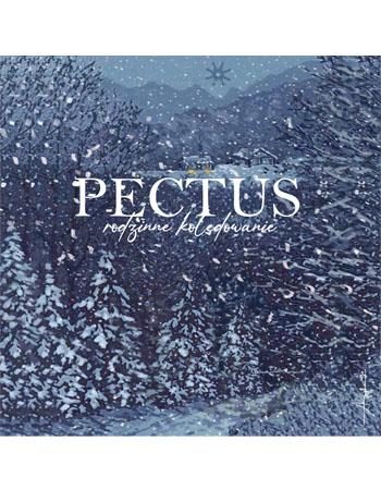 Pectus - rodzinne kolędowanie. Książeczka z płytą CD
