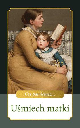 Uśmiech matki - Ewa Skarżyńska