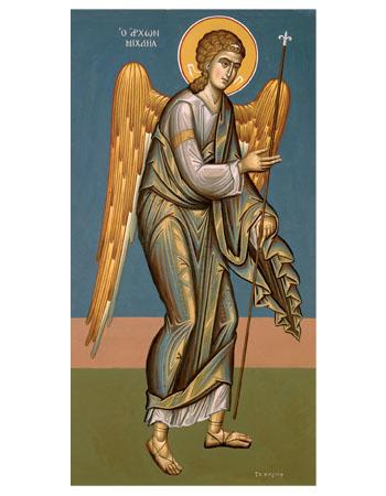 Ikona Św. Michał Archanioł