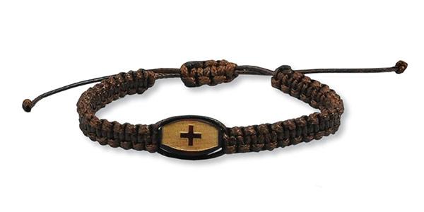 Bransoletka wiary. Krzyż