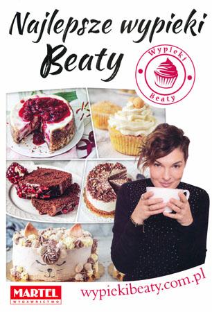Najlepsze wypieki Beaty - Beata Pawlak