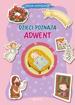Dzieci poznają Adwent i Boże Narodzenie. Komplet 2 książeczek