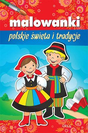 Malowanki. Polskie święta i tradycje